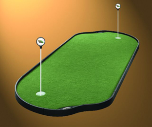 Putting green 4 x 10